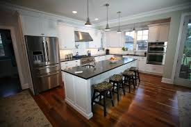 shaker style kitchen island simple shaker style sea girt new jersey by design line kitchens