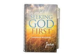 Seeking Companion Seeking God Companion Workbook Joyshop Ministries
