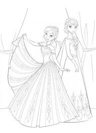 frozen coloring cartoon coloring pages pagestocoloring