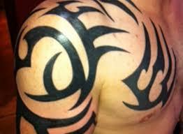 shoulder tribal tattoos for tattoomagz