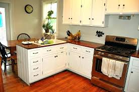 kitchen cabinets and countertops cheap dark wood countertops wood white cabinets kitchen contemporary with
