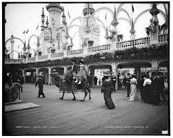 file riding a camel luna park jpg wikimedia commons