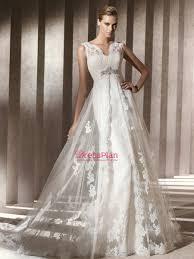 high waist wedding dress empire waist wedding dress gown and dress gallery