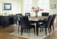 Fresh Granite Dining Room Tables And Chairs Decorations Ideas - Granite dining room tables and chairs