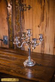candelabra rentals small silver 5 arm candelabra rental the cooper estate