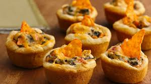 mexican appetizer cups recipe pillsbury