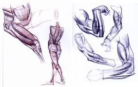 michael hampton figure drawing design and invention 4th edition