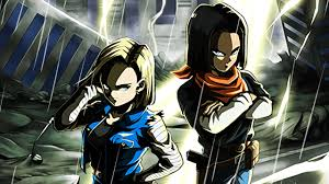 android 17 and 18 hunt for the lr androids 17 18 friend point summons