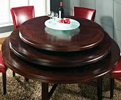 steve silver hartford 52 inch round dining table in dark oak