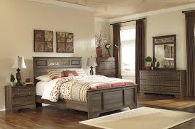allymore panel bedroom set from ashley b216 55 51 98 coleman
