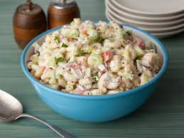 american macaroni salad recipe food network kitchen food network