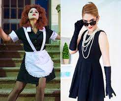 12 diy halloween costumes inspired by old movies gurl com