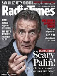 why i fear going into a care home by michael palin 71 daily