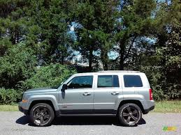 2017 jeep patriot 2017 billet silver metallic jeep patriot 75th anniversary edition