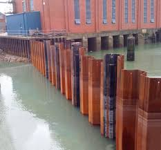Steel Sheet Piling Cost Estimate by Sheet Piles