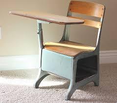Small School Desk Vintage Small School Desk Childs Chair Founditsoldit Antique