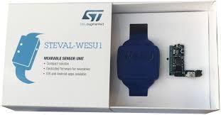 Design B Om El Steval Wesu1 Wearable Sensor Unit Reference Design For Fast Time