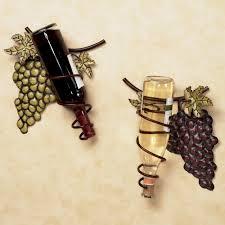 Decorative Wine Racks For Home Hanging Metal Wine Rack Metal Wine Racks Investment For Your
