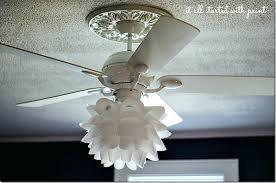 leaf ceiling fan with light white ceiling fan ceiling fan white light kit white palm leaf