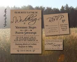 wedding invitations edmonton the 25 best wedding invitation kits ideas on