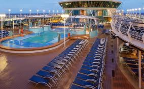Allure Of The Seas Floor Plan Royal Caribbean U0027s Rhapsody Of The Seas Cruise Ship 2017 And 2018