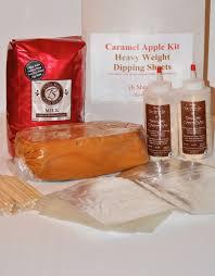 caramel apple boxes wholesale gourmet chocolate caramel apple kit
