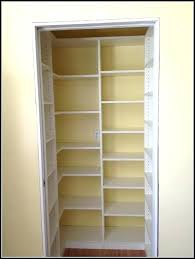 kitchen closet shelving ideas small closet pantry ideas how to get the most pantry storage from a