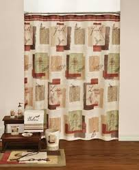 inspire shower curtain u0026 bathroom accessories collection
