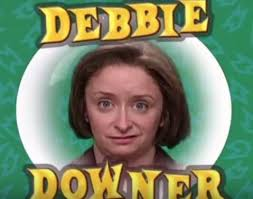 thanksgiving debbie downer style