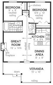 exceptional one bedroom home plans 10 1 bedroom house plans