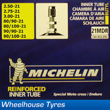 chambre a air diable 3 00 4 michelin heavy duty mx 21 80 100 21 90 90 21
