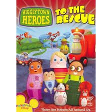 The Brave Little Toaster Dvd Higglytown Heroes Heroes To The Rescu Dvd Target