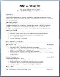 resume sample template download free resume sample templates the
