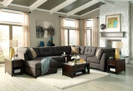 Ashley Furniture 3 Piece Sectional Delta City Steel Laf Sectional From Ashley 19700 16 34 38