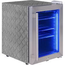 led strip lighting melbourne stainless steel mini bar fridge with led strip light and lock
