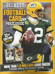 beanie babies online price guide 2015 2016 beckett annual football card price guide 32 aaron