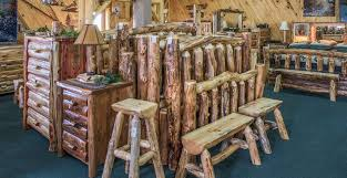 log bedroom furniture log furniture