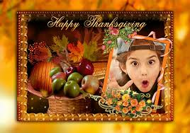 happy thanksgiving photo frame android apps on play