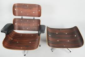 Herman Miller Lounge Chair And Ottoman by An Eames Lounge Chair And Ottoman Herman Miller 04 02 11 Sold