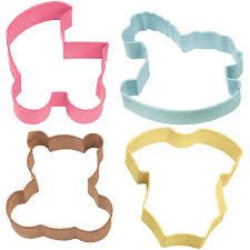 wilton shaped cookie cutter set 6 pieces hobbycraft