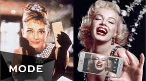 if old hollywood icons had instagram top ten youtube
