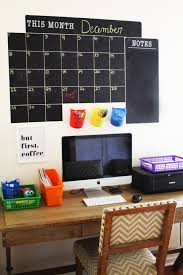Home Office Desk Organization Ideas Home Office Home Office Organization Office Space Decoration With