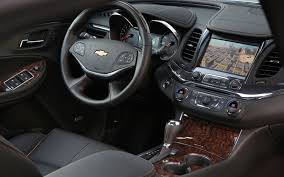 2014 Chevy Monte Carlo 2014 Chevrolet Impala First Drive Automobile Magazine