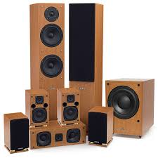 home theater speaker system sx series high definition 7 1 surround sound home theater speaker