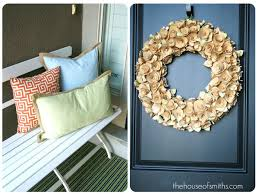 Target Wreaths Home Decor July 2011