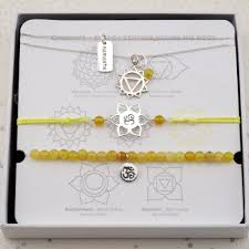 solar plexus location solar plexus chakra jewellery set in gold or silver by lily mo