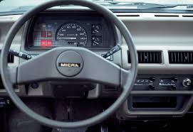 renault dauphine interior 1982 nissan micra inside pinterest nissan car interiors and