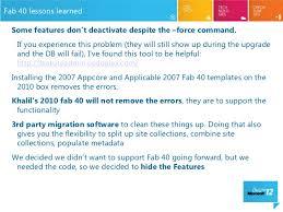 sharepoint 2010 upgrade strategies and best practices ms days bulga u2026