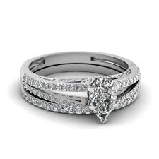 diamond wedding ring sets for bridal sets buy custom designed wedding ring sets fascinating