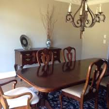 Bassett Dining Room Furniture Find More Bassett Eden House Ii Dining Room Chairs 2 Queen Anne